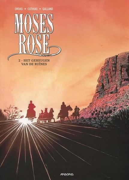 Moses Rose 2 Het geheugen van de ruïnes
