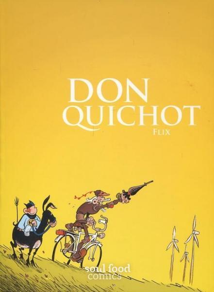 Don Quichot (Flix) 1 Don Quichot