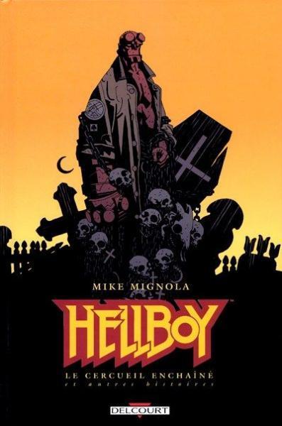 Hellboy (Delcourt) 3b Le cercueil enchaîné