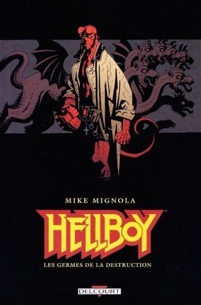 Hellboy (Delcourt) 1 Les germes de la destruction