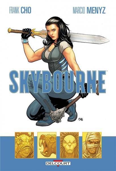 Skybourne (Delcourt) 1 Skybourne