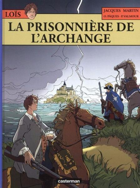 Lois 7 La prisonnière de l'archange