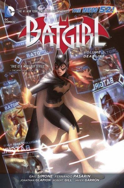 Batgirl INT C5 Deadline