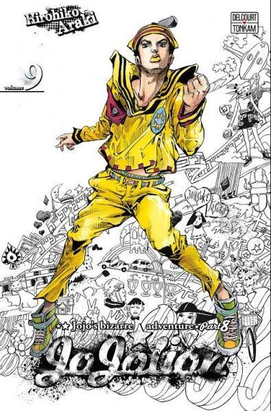 Jojo's bizarre adventure - Jojolion 9 Volume 9
