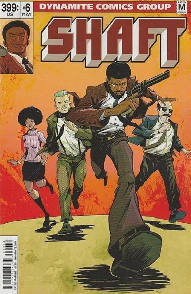 Shaft 6 Issue #6