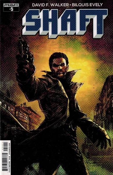 Shaft 5 Issue #5