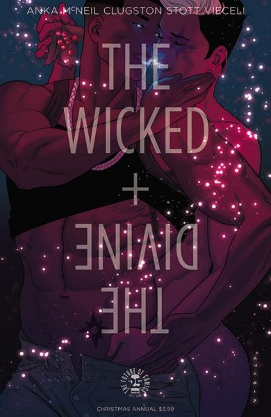 The Wicked + The Divine AN1 Christmas Annual
