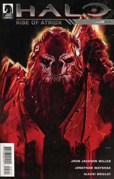 Halo: Rise of Atriox 5 Issue #5