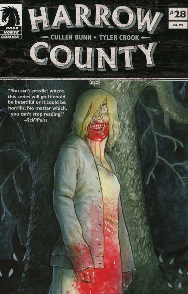 Harrow County 28 Issue #28