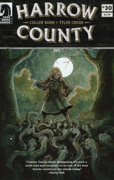 Harrow County 30 Issue #30