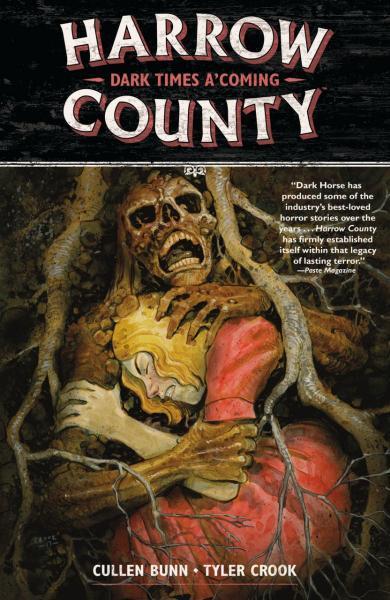 Harrow County INT 7 Dark Times A'Coming