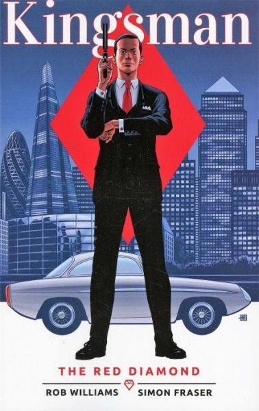 Kingsman: The Red Diamond INT 1 Kingsman: The Red Diamond