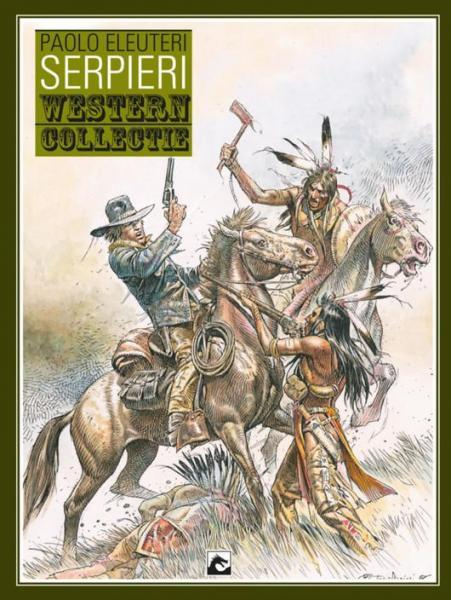 Serpieri's western collectie 2 De slag bij Little Big Horn