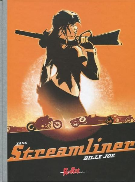 Streamliner (RoaRrr) 1 Billy Joe
