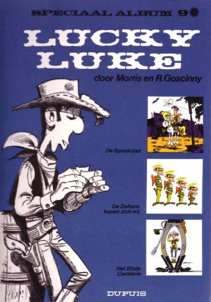 Lucky Luke (Dupuis) INT I9 Speciaal album 9