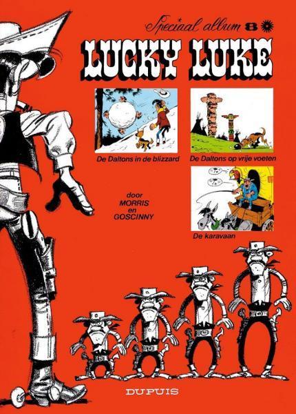 Lucky Luke (Dupuis) INT I8 Speciaal album 8