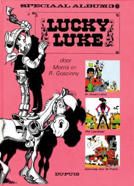 Lucky Luke (Dupuis) INT I3 Speciaal album 3