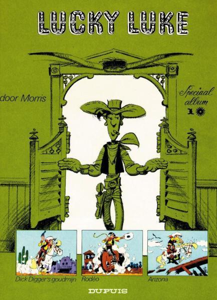 Lucky Luke (Dupuis) INT I1 Speciaal album 1