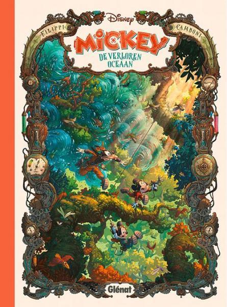 Mickey Mouse door... 1 De verloren oceaan