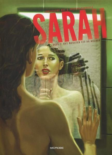 Sarah 2 Het monster uit de kelder