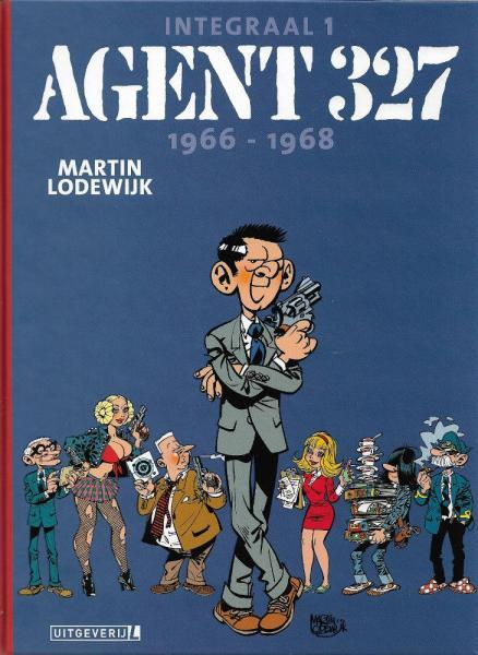 Agent 327 (Uitgeverij M/L) INT 1 1966 - 1968