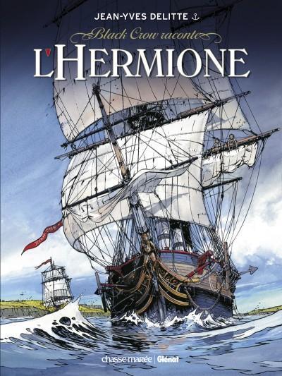 Black Crow raconte 1 L'Hermione