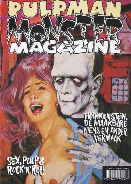 Pulpman - Monster magazine 1 Pulpman - Monster magazine