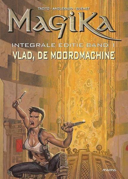 Magika INT 1 Vlad, de moordmachine