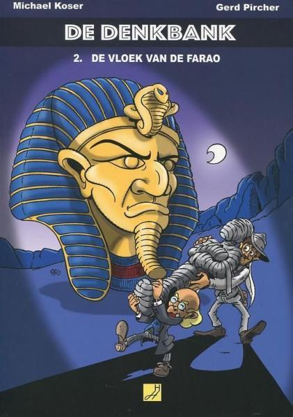 De denkbank 2 De vloek van de farao