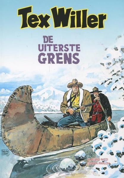 Tex Willer (Classics Hum!) 9 De uiterste grens