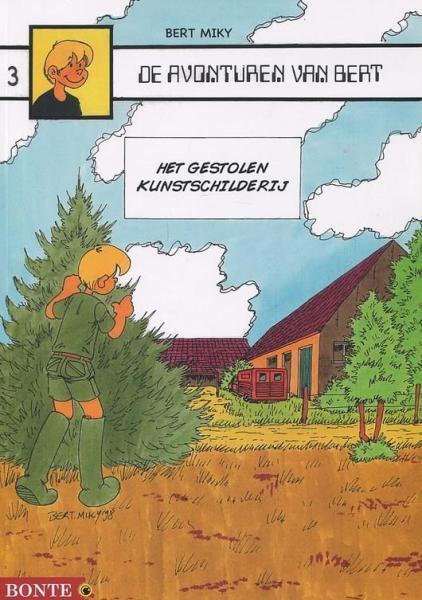 Bert (Miky) 3 Het gestolen kunstschilderij
