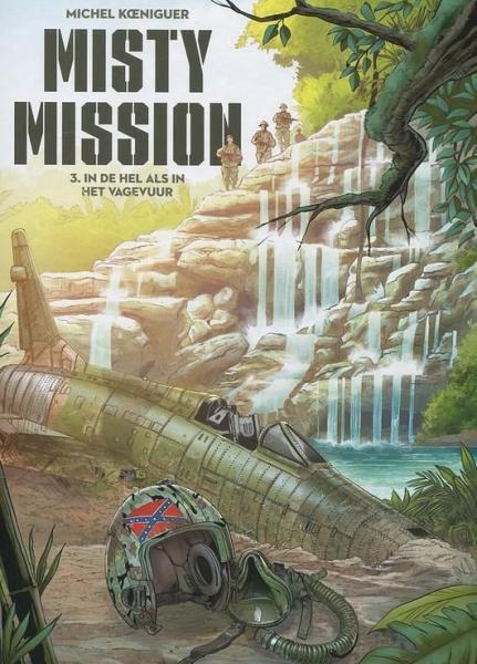 Misty Mission 3 In de hel als in het vagevuur