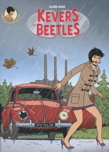 De autoreportages van Margot 5 Kevers en Beetles
