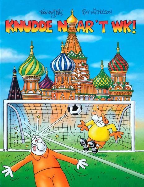 FC Knudde S6 Knudde naar 't WK!