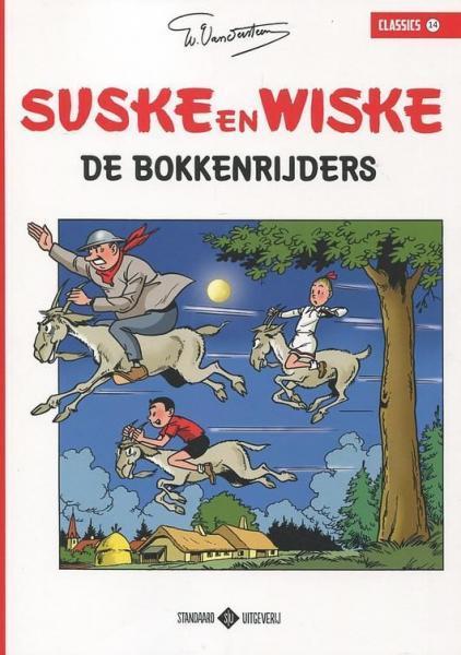 Suske en Wiske classics 14 De bokkenrijders