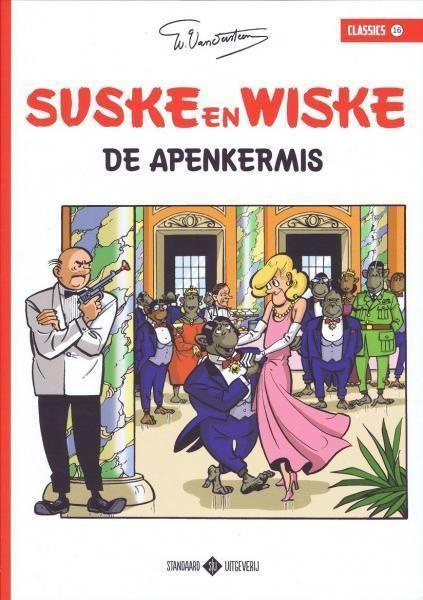 Suske en Wiske classics 16 De apenkermis