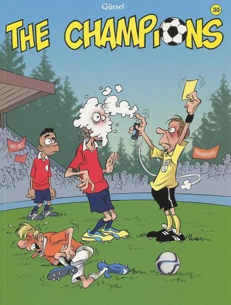 The Champions 30 Deel 30