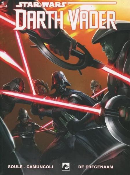 Star Wars: Darth Vader (Dark Dragon) 15 De erfgenaam, deel 1