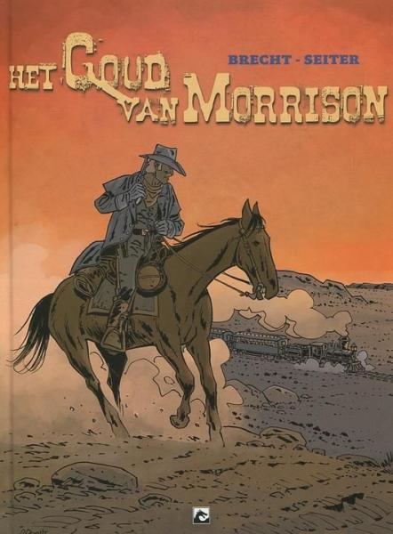 Het goud van Morrison INT 1 Het goud van Morrison