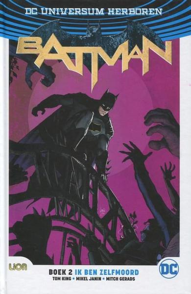 Batman - DC Universum Herboren 2 Ik ben zelfmoord