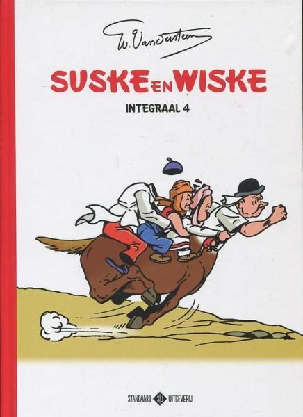 Suske en Wiske classics INT 4 Integraal 4