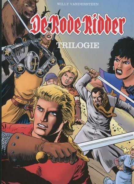De Rode Ridder INT 19 Trilogie
