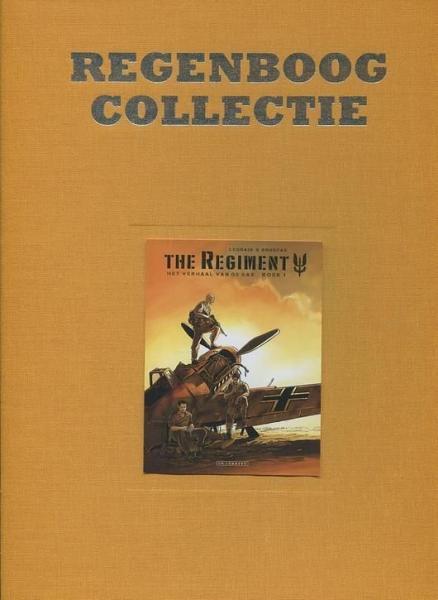 The regiment - Het verhaal van de SAS 1 Boek 1