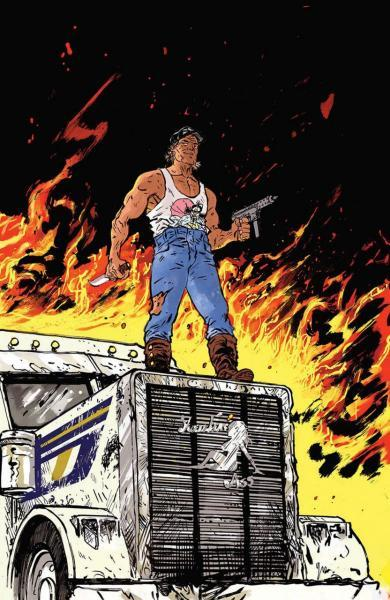 Big Trouble in Little China: Old Man Jack 2 Issue #2