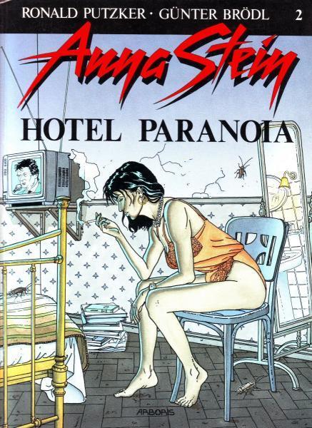Anna Stein 2 Hotel Paranoia