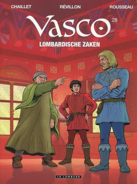 Vasco (Nederlands) 28 Lombardische zaken