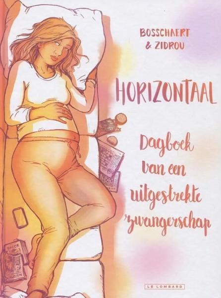 Horizontaal 1 Dagboek van een uitgestrekte zwangerschap