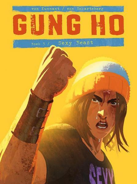 Gung Ho 3 Sexy beast
