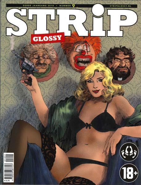 Strip Glossy 9 Nummer 9