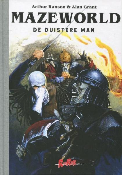 Mazeworld (RoaRrr) 2 De duistere man